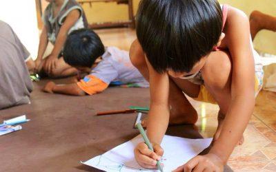 The end: Van 81 kids, naar yoga, mediteren& stilte